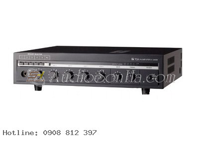 Amply Mixer 5 Vùng TOA A-1360SS