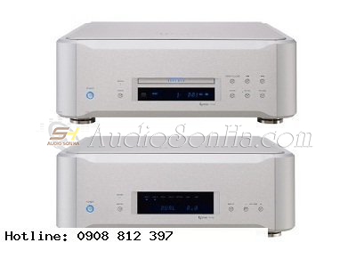 Esoteric- CD P-02 / DAC- D-02