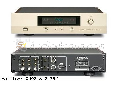 Accuphase C-27 stereo Amp Phono