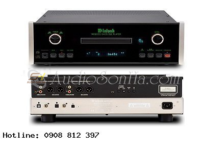 McIntosh MCD550 CD Player