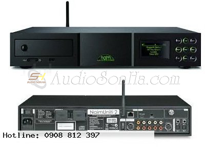 Naim Uniti2 Network CD Player