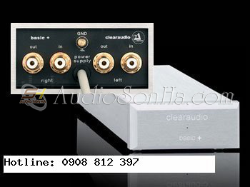 Clearaudio Basic Plus
