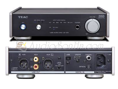 Headphone Amp - DAC TEAC UD-301