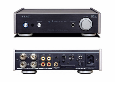 Amplifier - DAC TEAC AI-301DA