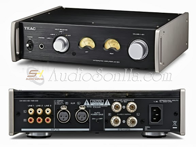TEAC AX-501 Integrated Amplifier