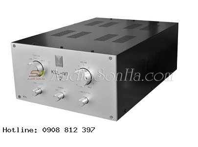 Audio Note-Kondo KSL-M7 Pre/phono-in