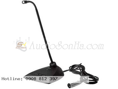 Micro Cổ Ngỗng Shure MX412D/C