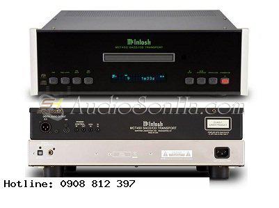 McIntosh MCT450 CD Transport