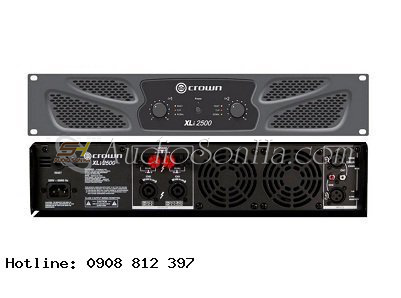 CROWN  XLi-2500 Power Amplifier