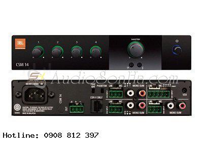 JBL CSM14 Mixer