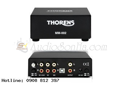 Thorens MM 002 Phono Preamplifier