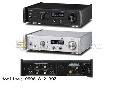 TEAC UD-503 DAC-Headphone Amplifier