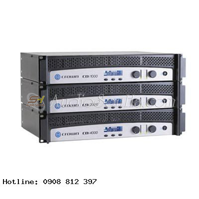 CROWN - CDI-4000 Power/Amplifier