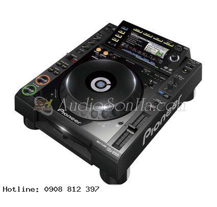 CDJ- PIONEER - 2000 NXS/new