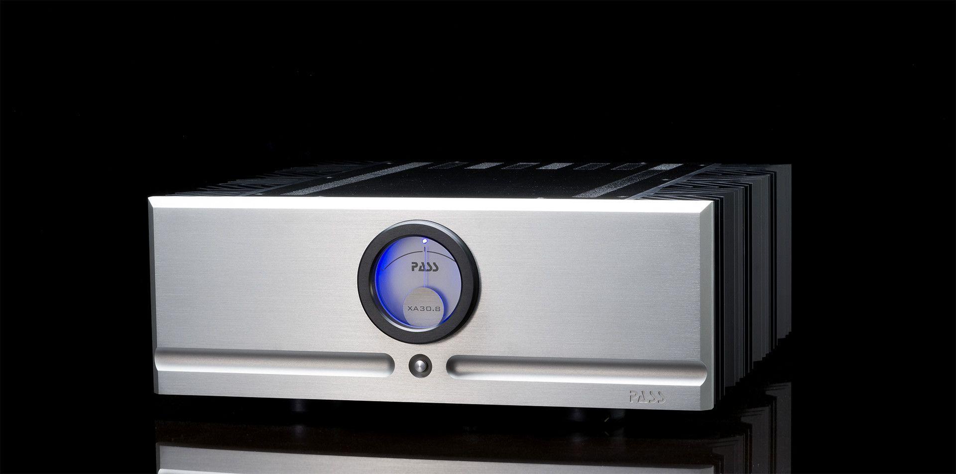 Pass Labs XA30.8 class A stereo power