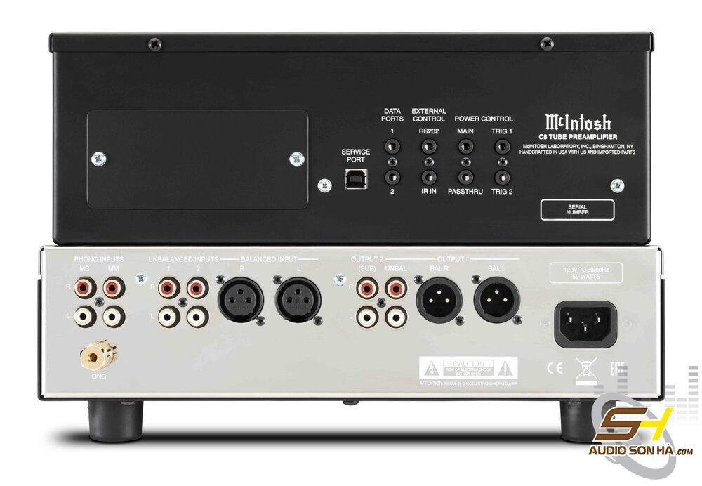 McIntosh DA2 Digital Audio Module