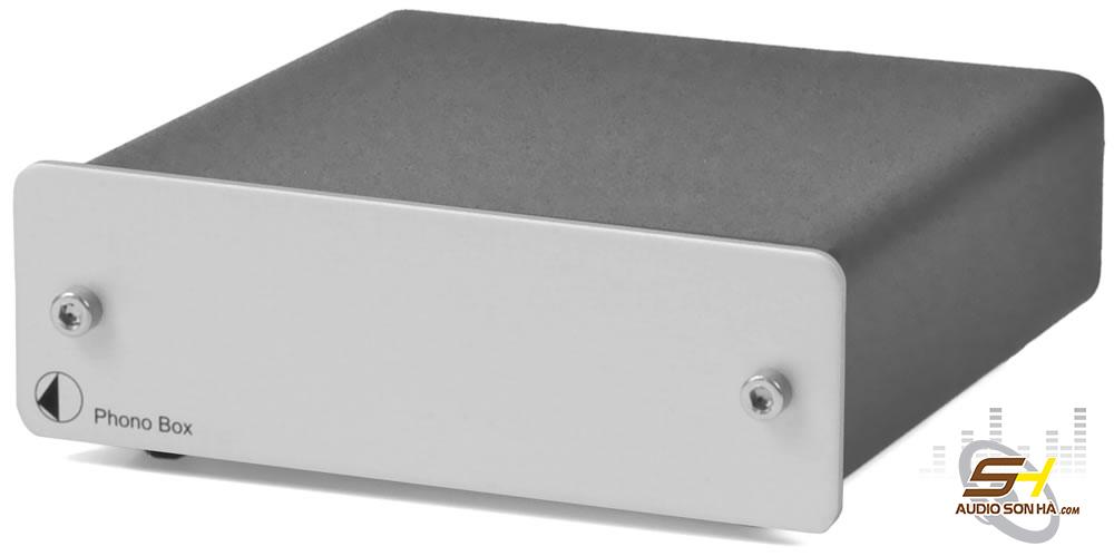 Pro-Ject Phono Box (DC) Silver