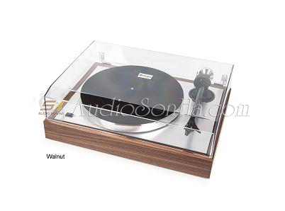 Pro-Ject The Classic 2M Silver Walnut