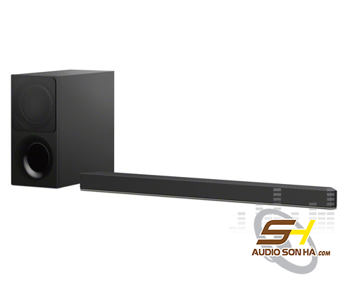 Sony HT-X9000F Soundbar