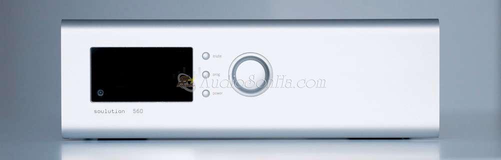 Soulution 560 D/A-Converter