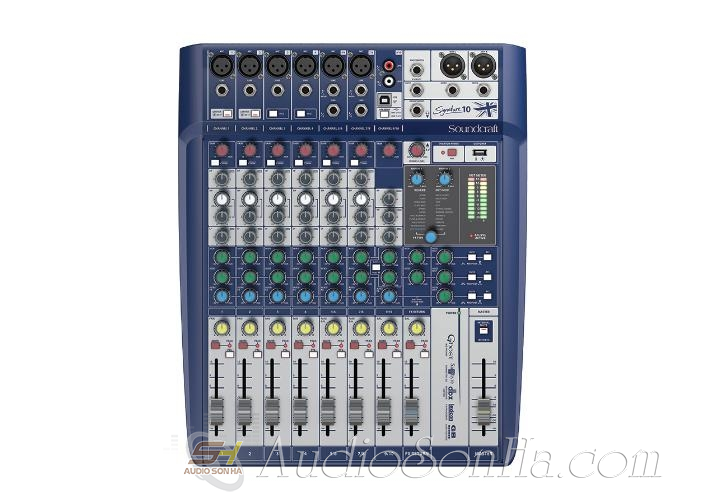 Soundcraft Signature 10 Mixer