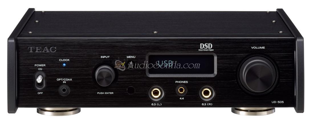 TEAC UD-505 USB DAC/ Headphone Ampli