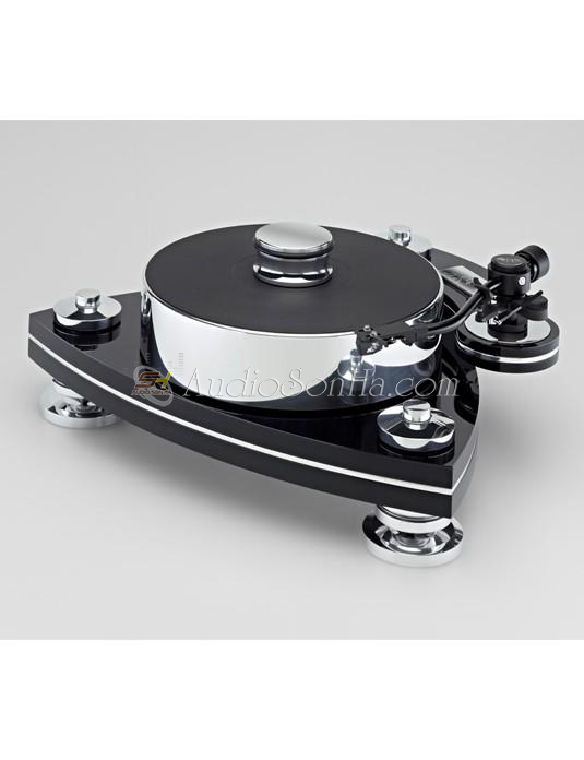 Transrotor Crescendo Nero Turntable