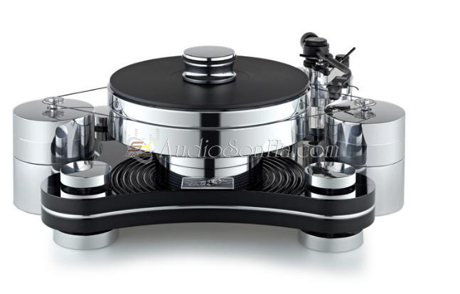 Transrotor ZET3 Turntable Black