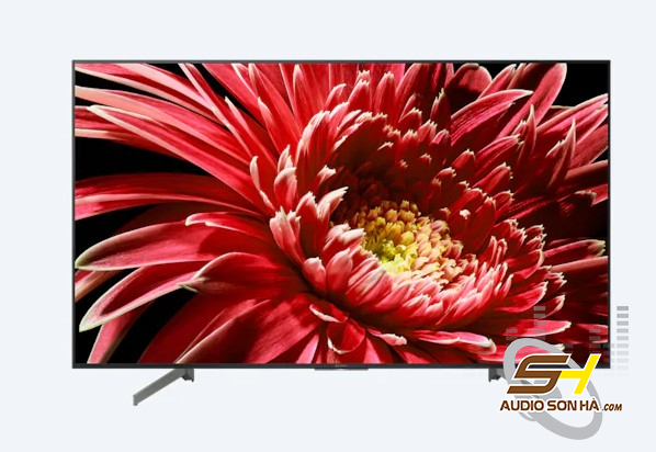 X85G | LED | 4K Ultra HD | HDR | Smart TV